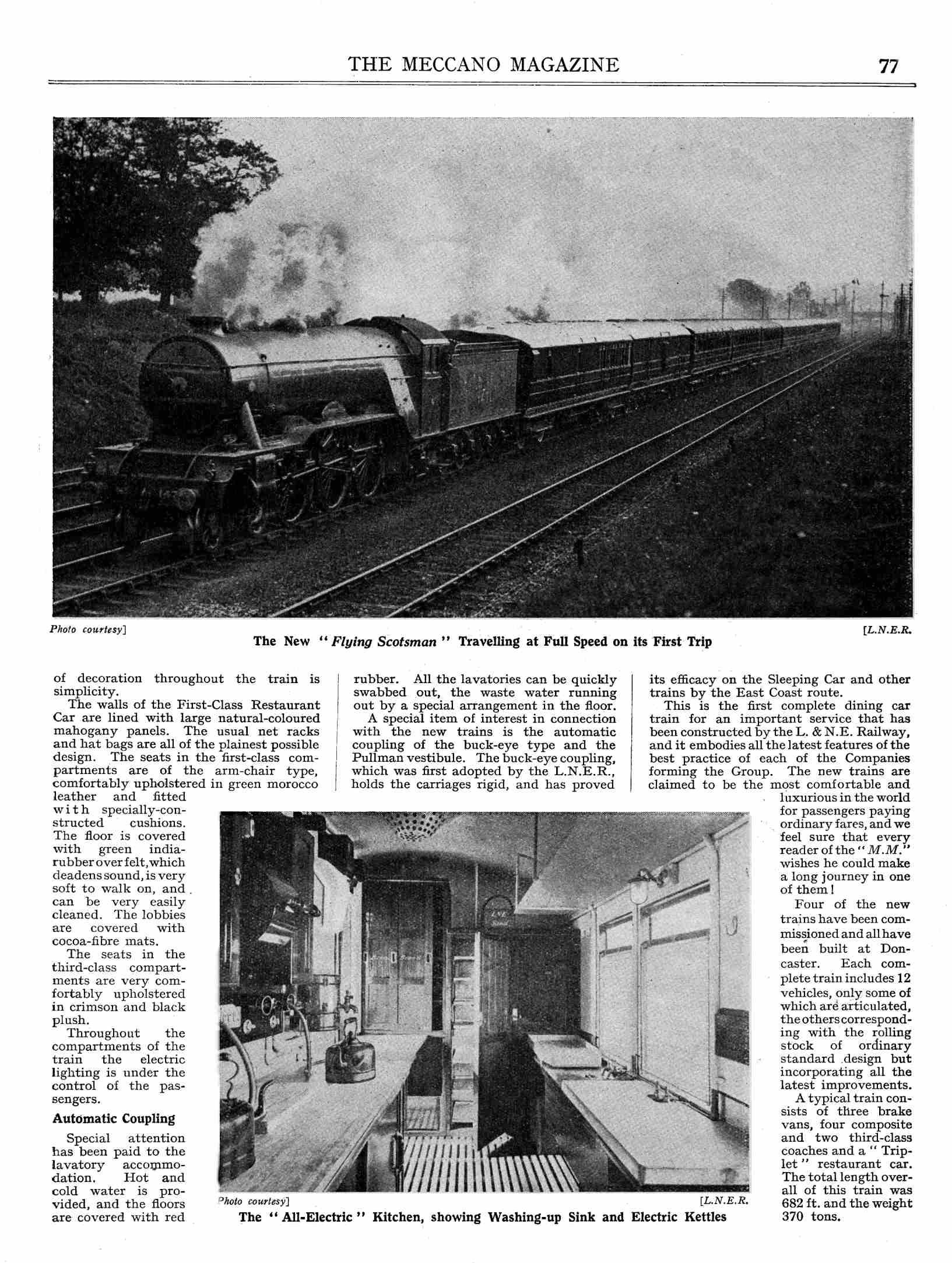 UK Meccano Magazine February 1925 Page 77