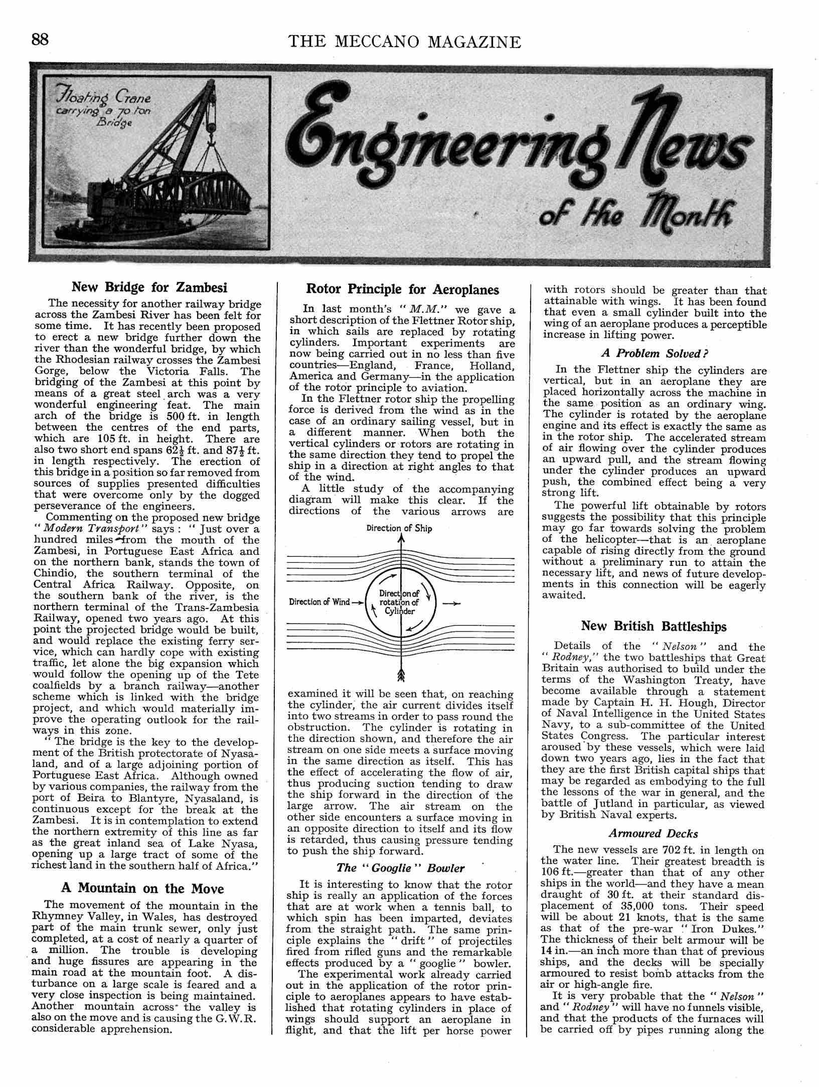 UK Meccano Magazine February 1925 Page 88