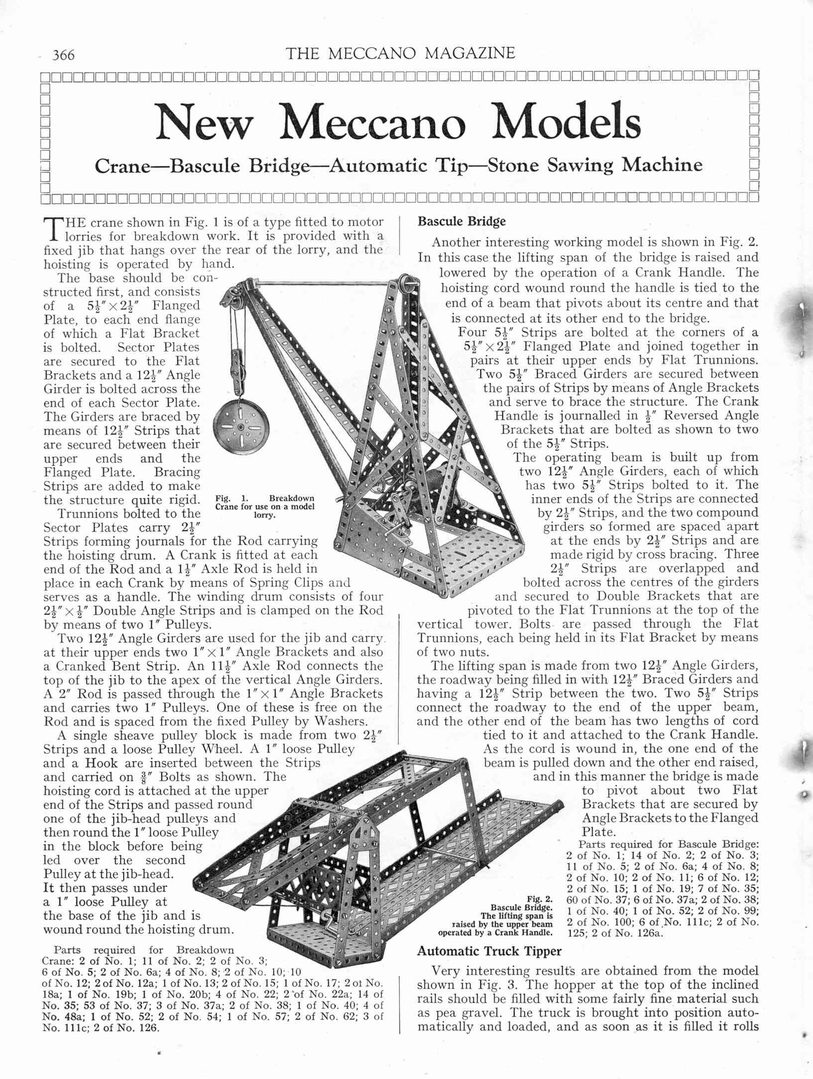 UK Meccano Magazine June 1935 Page 366