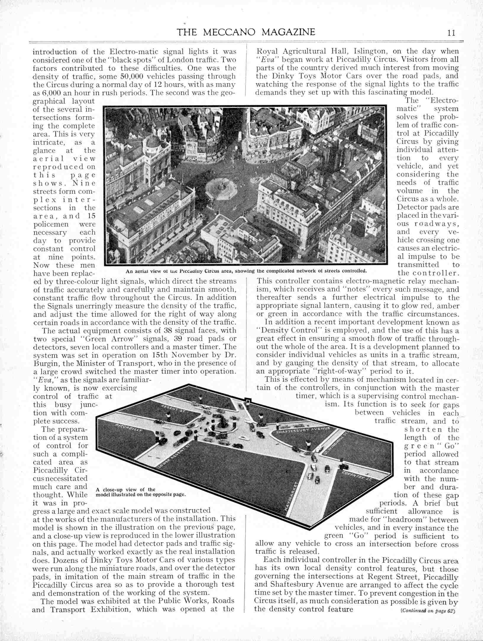 UK Meccano Magazine January 1938 Page 11