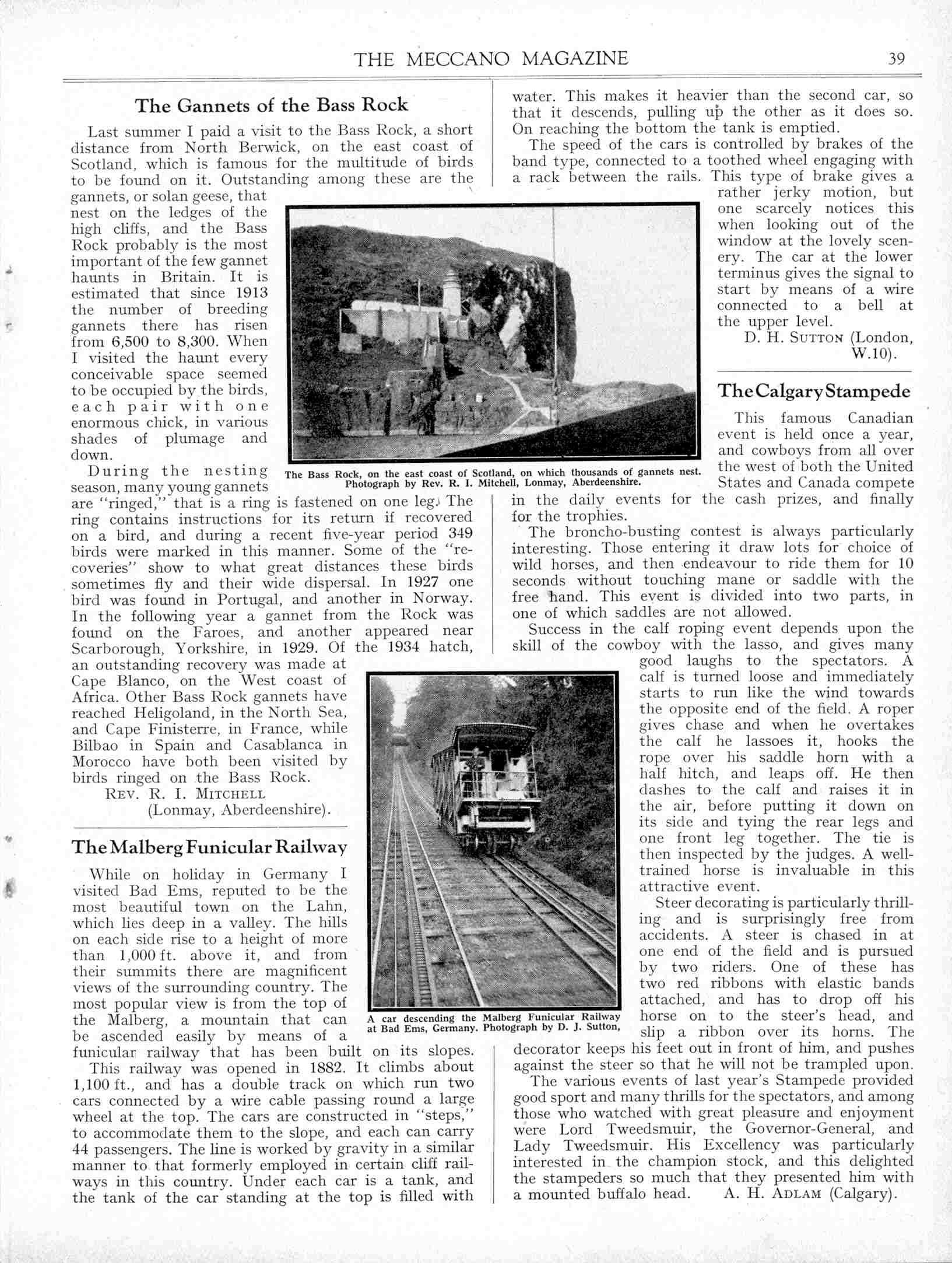 UK Meccano Magazine January 1938 Page 39