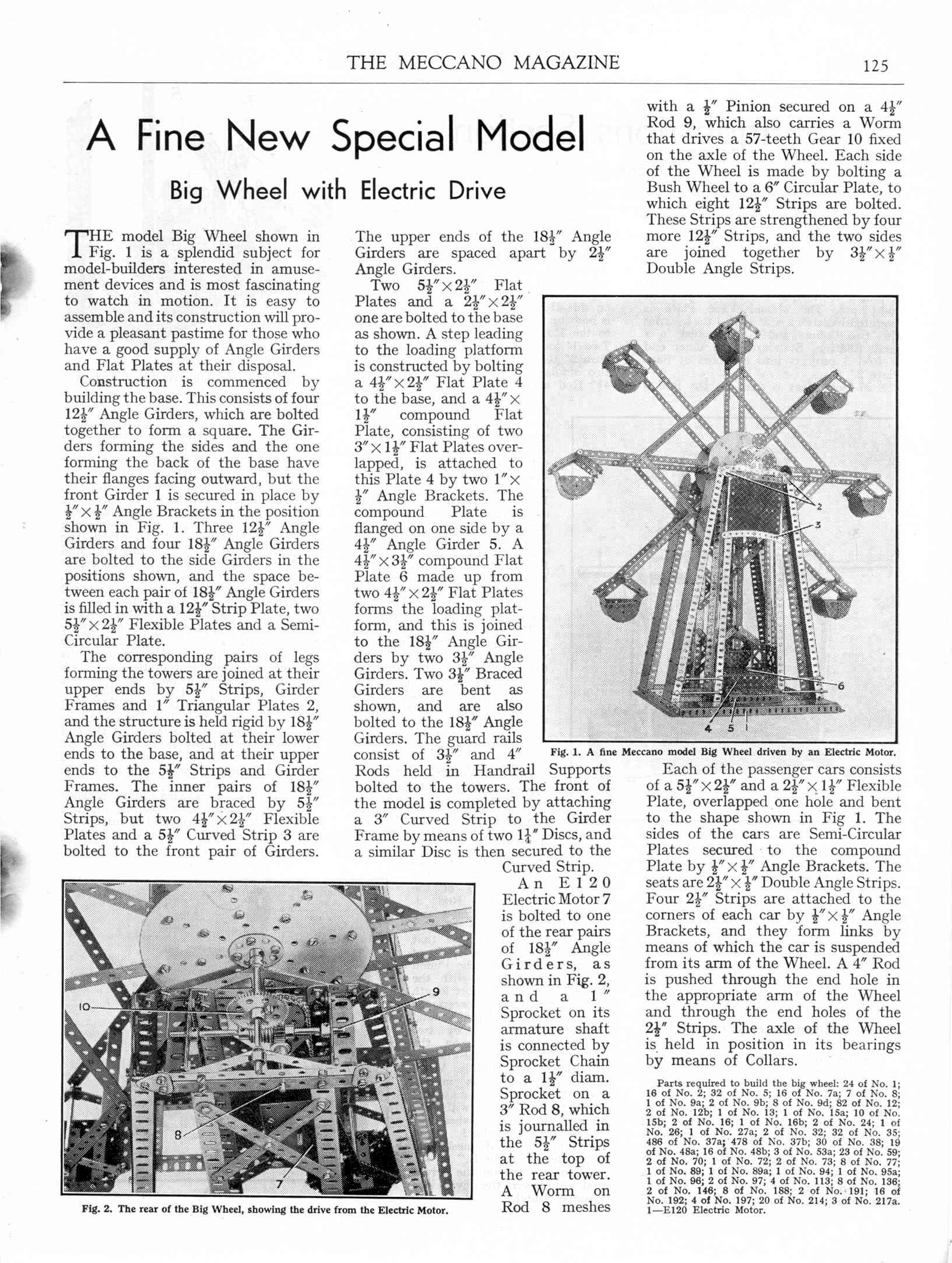 UK Meccano Magazine April 1941 Page 125