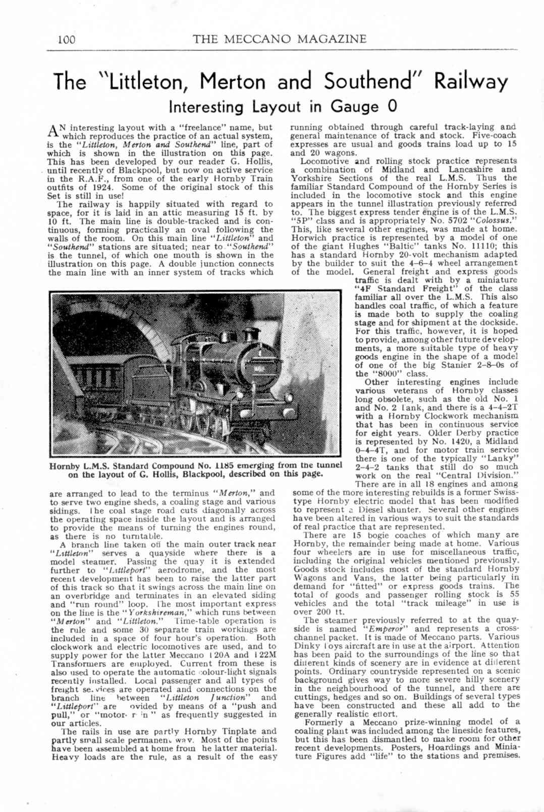 UK Meccano Magazine March 1943 Page 100