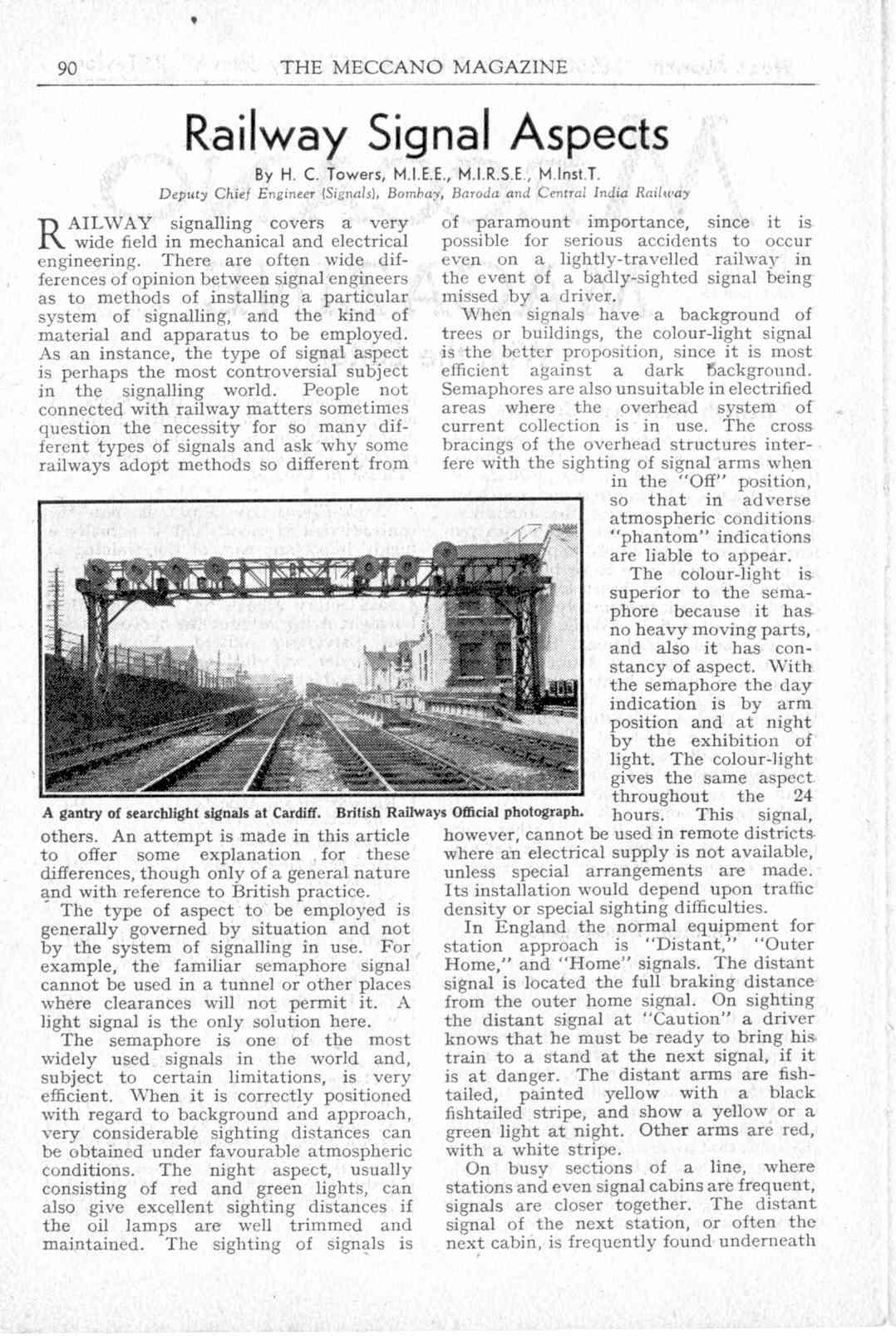 UK Meccano Magazine March 1949 Page 90