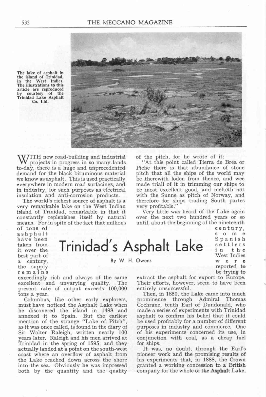 UK Meccano Magazine October 1955 Page 532