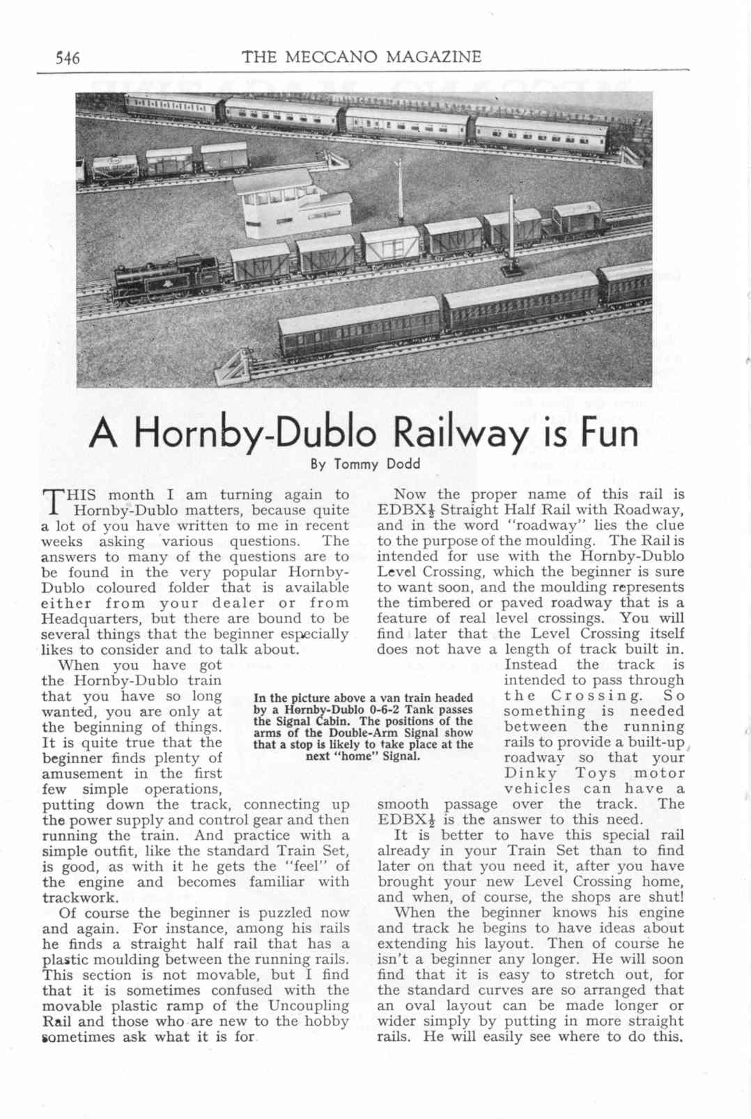 UK Meccano Magazine October 1955 Page 546