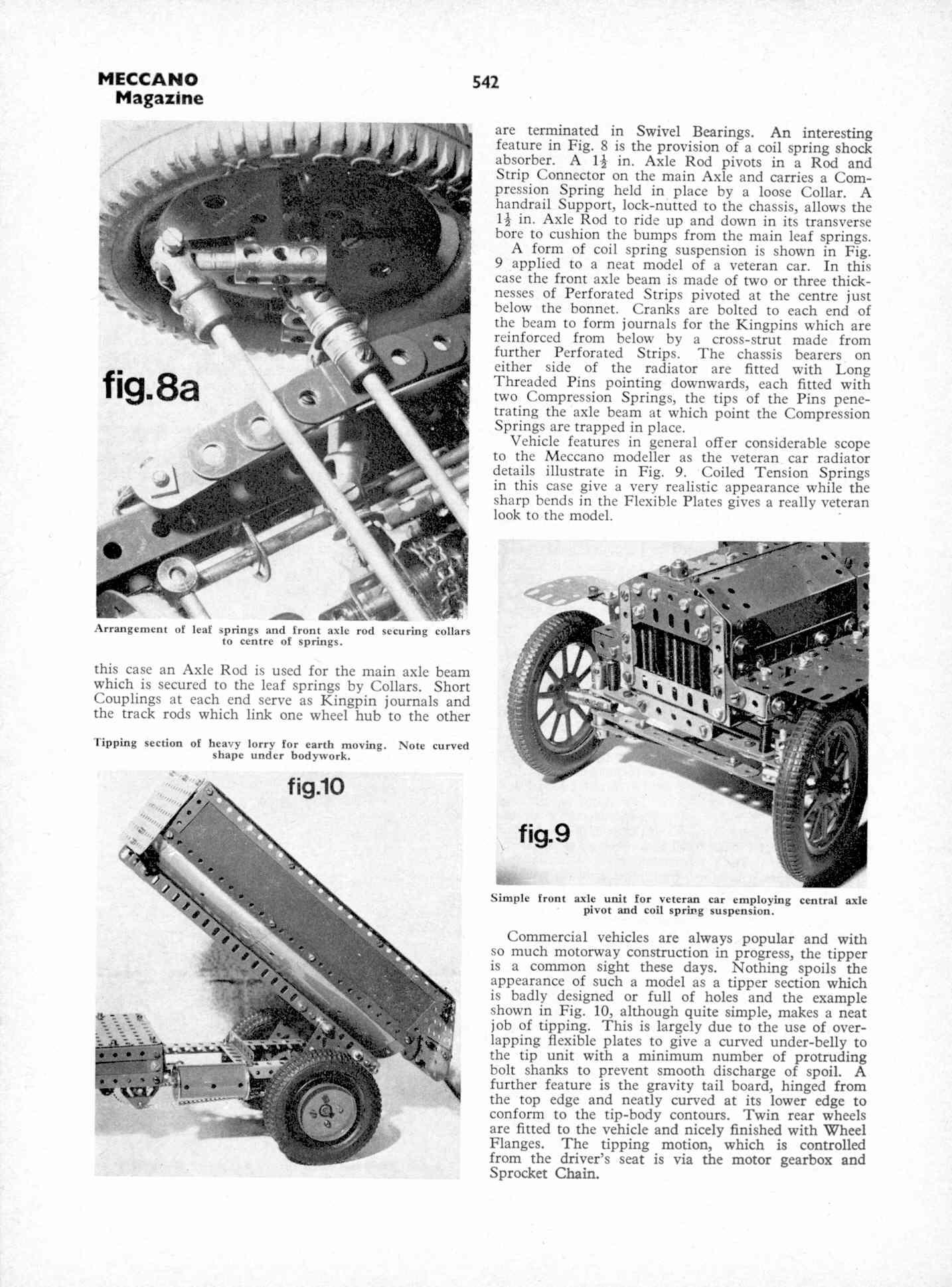 UK Meccano Magazine October 1970 Page 542