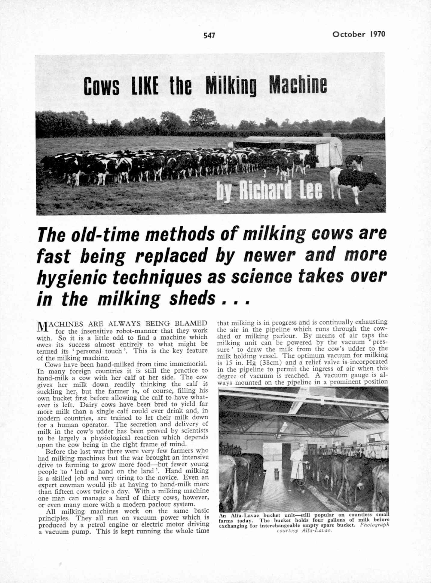 UK Meccano Magazine October 1970 Page 547