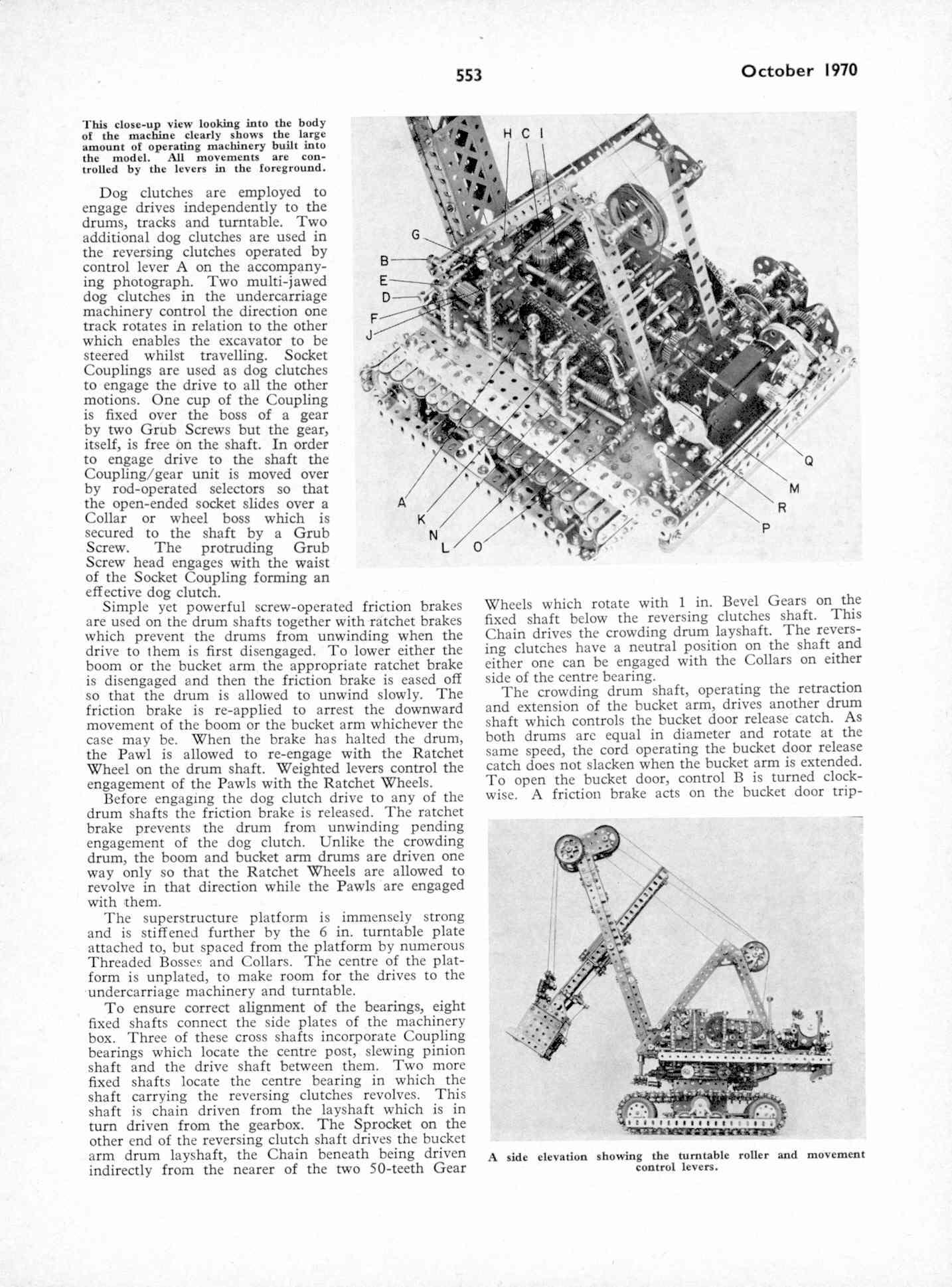 UK Meccano Magazine October 1970 Page 553