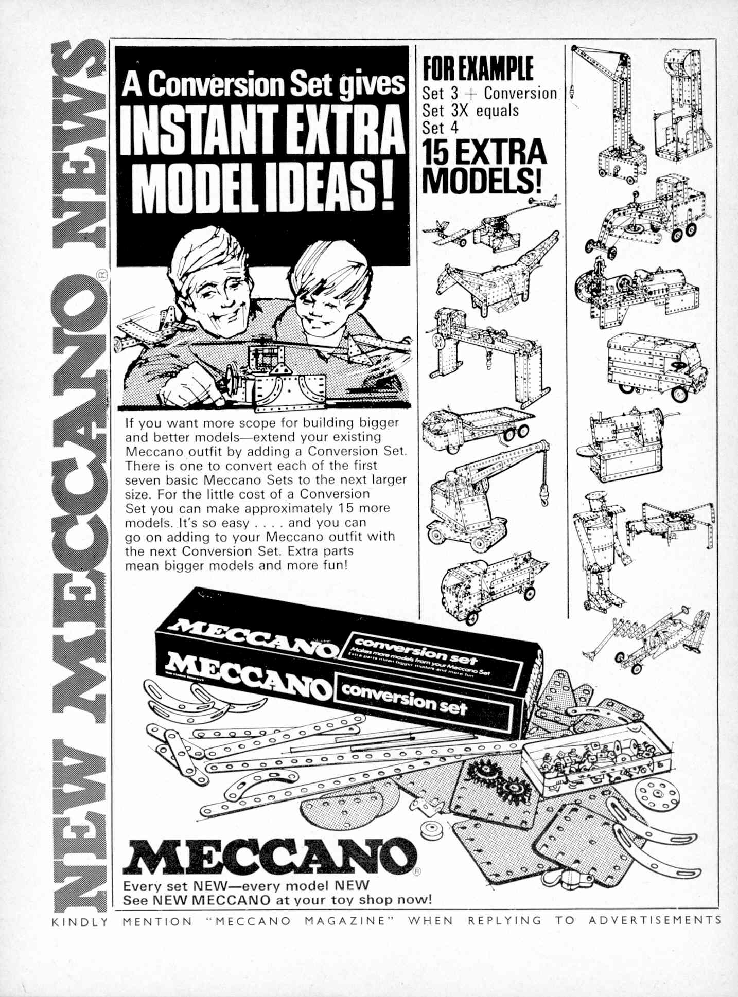 UK Meccano Magazine October 1970 Page 570