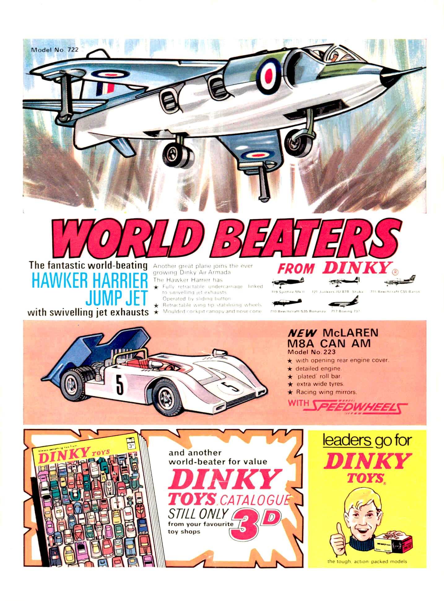 UK Meccano Magazine October 1970 Page 576