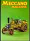 UK Meccano Magazine October (Octobre) 1978 Front cover
